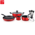 Nonstick Healthy Mental Equipped Kitchen OEM Cookware