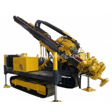 Micropile jet grouting drilling rig machine for sale