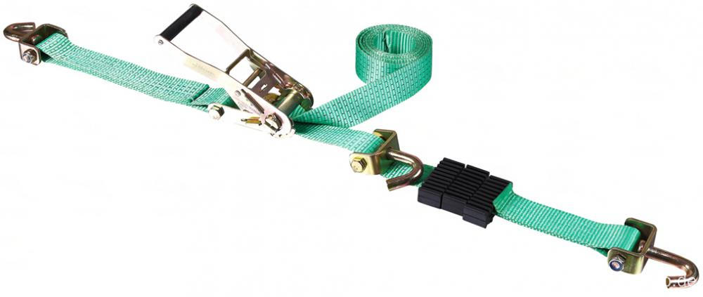 50MM 3M Long Tire Fixing Belt With Ratchet