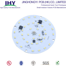 High Quality Aluminum Base SMD Round Shape LED PCB