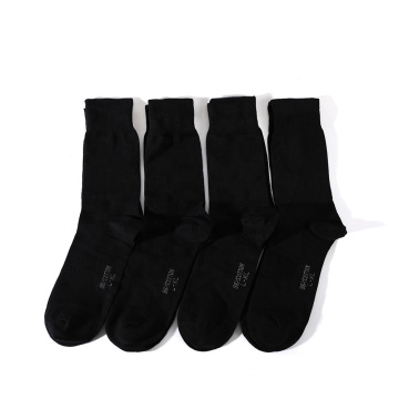 Cotton dress socks for men-98B6