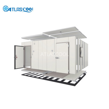 Modular refrigeration freezer cold storage room