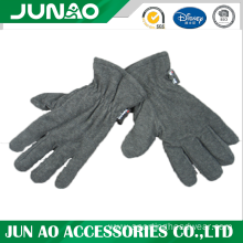 Cold weather fleece thinsulate glove