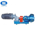 Stainless Steel Sugar Syrup Electric Liquid Transfer Internal Gear Pump