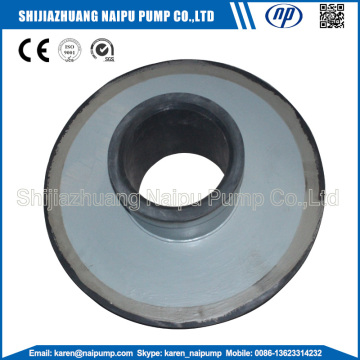 Neoprene Lined Slurry Pump Parts