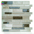 mosaic peel and stick wall tile sticker backsplash