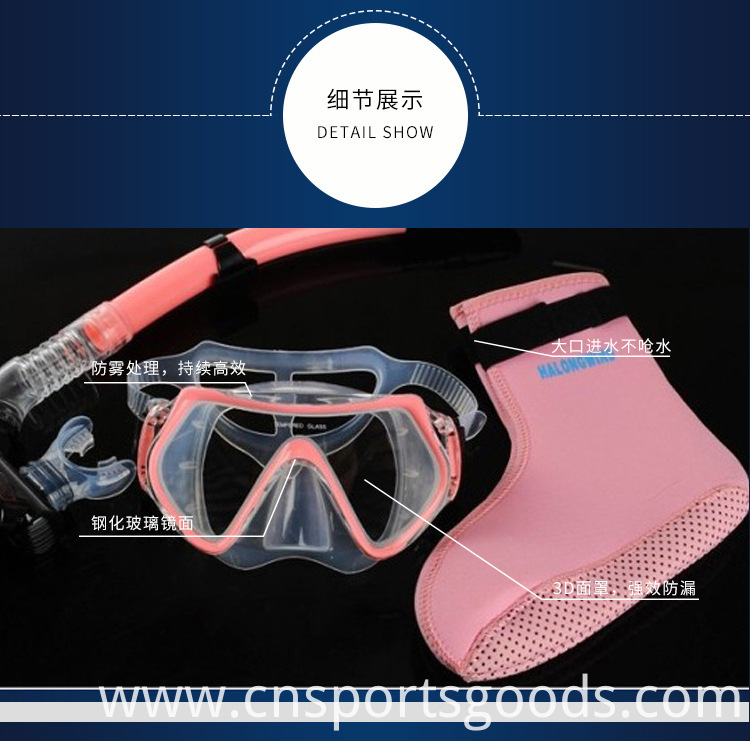 Scuba Snorkeling Packages