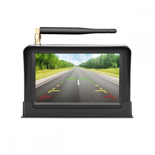 Wireless Reverse Backup camera with monitor