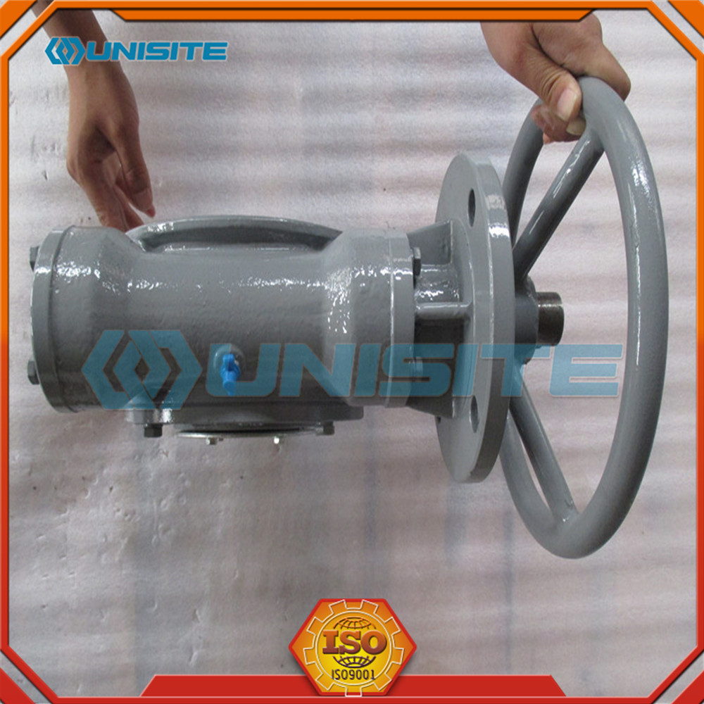 Gear Box For Butterfly Valve