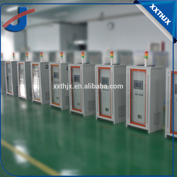 OEM 24V 180A intelligent rapid lithium battery charger for automated guided vehicles