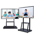 "55"" smart board touch screen monitor"