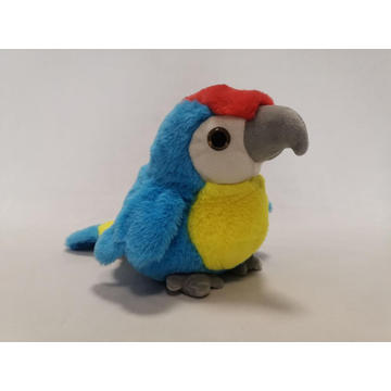 Plush parrot stuffed soft toys