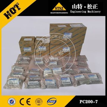 Komatsu Hydraulic Parts PC200-7 Hydraulic Parts:Cylinder Block,Piston,Cam Rocker
