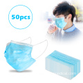 3 ply Non-woven Fabric Surgical Face Mask