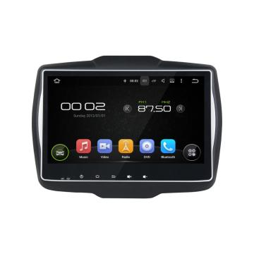 JEEP Renegade Android 7.1.1 Chwaraewr DVD Car