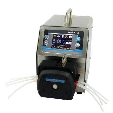 laboratory stainless steel multi channel peristaltic pump