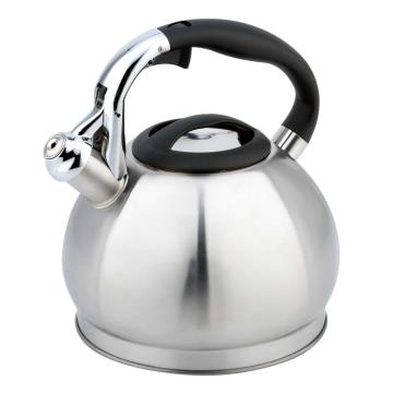 Stainess steel Apple shape  kettle