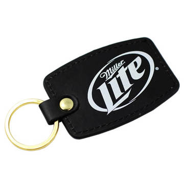 Wholesale Cheap Fashion Leather Keychain for promotion