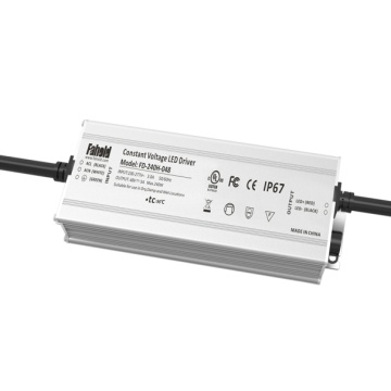 36Vdc utgång 240W LED Driver IP65 Lighting Driver