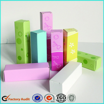 High Quality Folding Paper Skincare Packaging Box