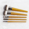 Mais novo 5 Pcs Makeup Brush Set