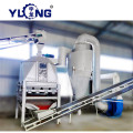 132kw Straw Pellet Making Machinery