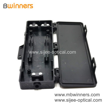 2 Port Fiber Optic Termination Box