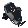 Samsung Iphone QI wireless car charger holder