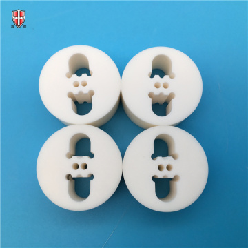 textile spinning wearable custom alumina ceramic guide