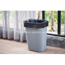 Black Color Polyethylene Trash Bag