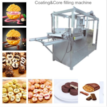 New Core filling popcorn machine