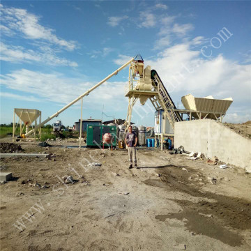 Used Concrete Mix Batching Plant
