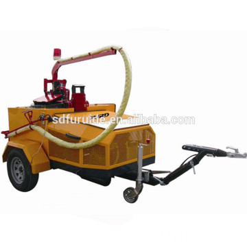 Honda gasoline engine trailer type Asphalt Crack Sealing Machines(FGF-200)