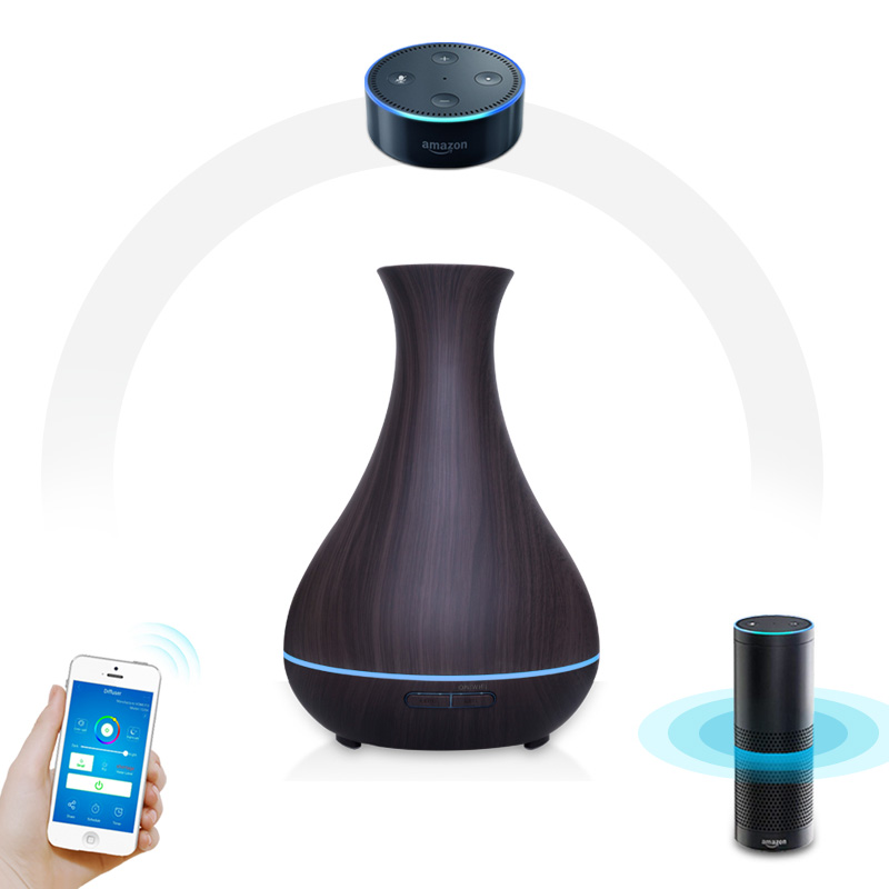 تقنية Wi-fi الذكية Wi-Fi Scent Essential Oil Diffuser