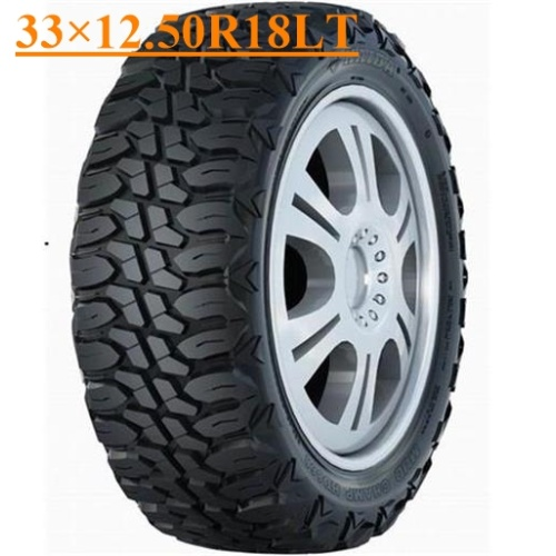 M/T Off-Road Tyre 33×12.50R18LT HD868