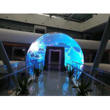P4 2.5m diameter indoor sphere led display