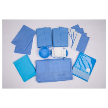 Medical Disposable Sterile Surgical TUR Pack