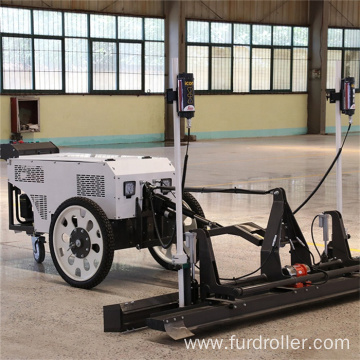 2.5m Flooring finishing machine vibrating laser concrete screed machine FDJP-24D