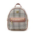 New trendy houndstooth small backpack