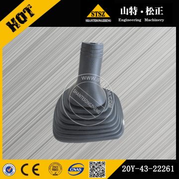 PC220-7 pc300-8 pc350-8 boot 20Y-43-22261