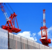types of tower crane equipment in construction