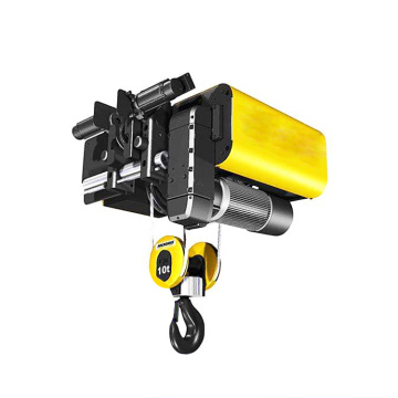 Europe electric wire rope hoist newest type