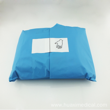 Sterile Disposable Surgical Knee Arthroscopy Pack Drape