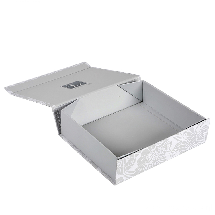 Custom Magnetic Closure Foldable Paper Packaging Gift box