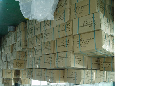 Low Price Industrial Tarpaulin Carton Packing