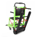 folding stretcher with wheels