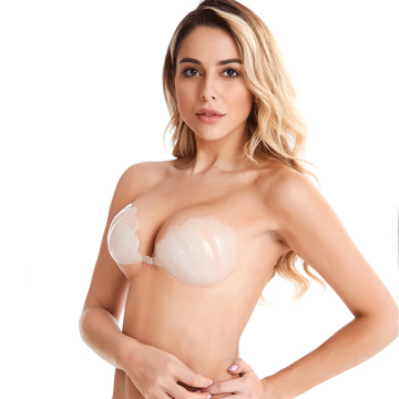 Girl Invisible Bra Strapless silicone bra
