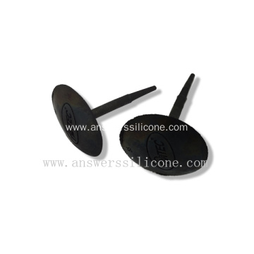 Customized Silicone Rubber Flapper/Duckbill Check Valve