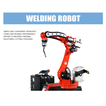 Industrial Robotic Arm for Cutting