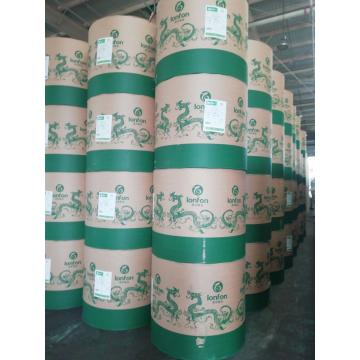 55gsm uncoated woodfree offset paper